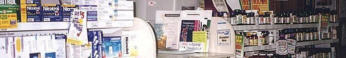 Противокражные системы в аптеке