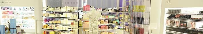 Противокражные системы в магазине косметики и парфюмерии